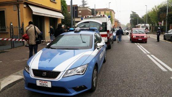 Bologna : Postino 56enne trovato morto in strada