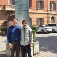 Formula 1: Alonso visitato a Bologna