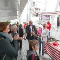 Romagna da vertigini, a Rimini torna la ruota panoramica