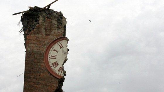 Terremoto in Emilia, dopo quattro anni il cratere è dimezzato