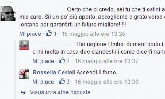 Bologna, candidata della Lega Nord evoca i forni per i migranti