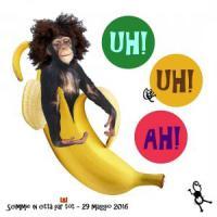 Domenica Bologna diventa una giungla urbana con le scimmie della Par Tòt