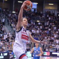 Basket, la Fortitudo ritrova l'epica Treviso: ma niente biglietti in vendita