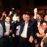 La Lega Nord non passa a Bologna: Virginio Merola si conferma sindaco (foto, video)