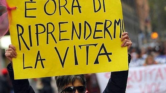 """Centri antiviolenza: """"E' allarme femminicidi in Emilia Romagna"""""""