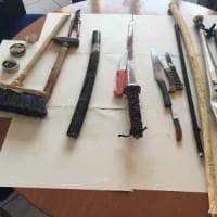 Violenta lite nel Bolognese a colpi di martelli, mazze e coltelli