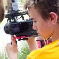 Bimbincittà: i laboratori di cinema al Cubo