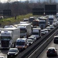 Traffico Bologna, sit-in contro il Passante di mezzo
