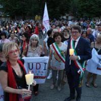 Modena, fiaccolata contro il femminicidio per ricordare Bernadette
