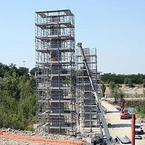 Bologna, piloni alti fino a 18 metri: ecco il People mover