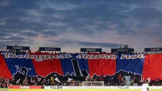 Annullato il Daspo a 21 ultras del Bologna