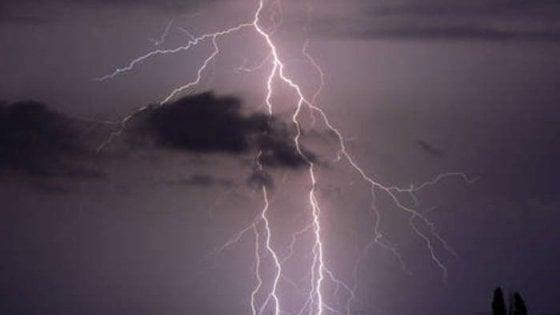 Allerta maltempo per temporali in Emilia Romagna