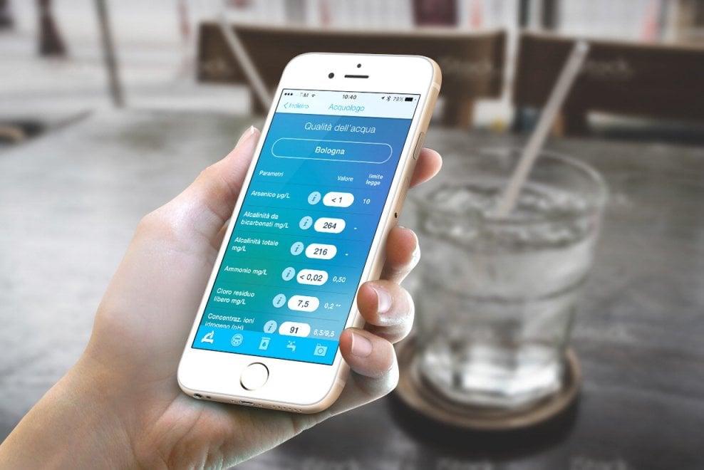"""Hera lancia """"Acquologo"""", l'app dedicata al consumo idrico: autolettura, guasti, risparmi"""