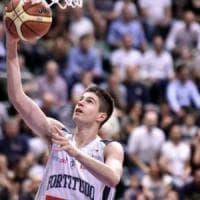 Basket, Candi firma un quinquennale con la Fortitudo