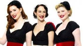 Tutti i concerti della settimana  Le Puppini Sisters, Ruggeri e Senzaspine