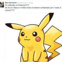 """""""Ho catturato un Pokémon, rischio reato di tortura?"""". Bufera su dirigente della Polizia..."""