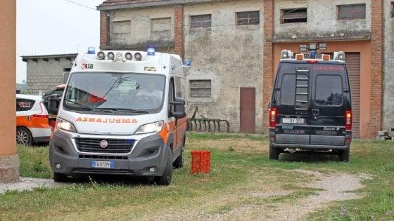 Ferrara: spari contro coppia di anziani, il killer si costituisce