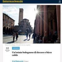 Birra calda a Bologna, l'accusa del blogger su Internazionale: