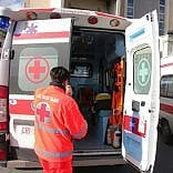 Bambino di 18 mesi è grave  dopo un incidente sull'A14:  era a bordo senza seggiolino