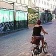 Street art per abbellire  i chioschi del mercato  di piazza Aldrovandi