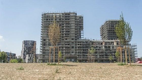 Cantieri fantasma e fallimenti: così è svanito il sogno urbanistico del Navile