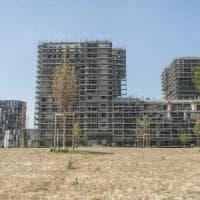 Cantieri fantasma e fallimenti: così è svanito il sogno urbanistico del