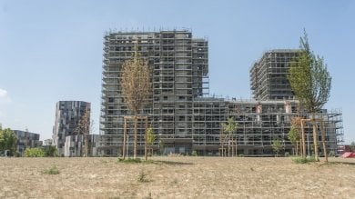 Cantieri fantasma e fallimenti così è svanito il progetto Navile