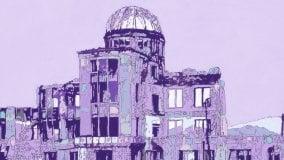 Le mostre dell'estate a Bologna Karasumaru dipinge Hiroshima