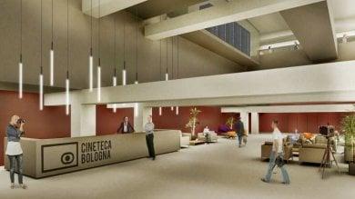 L'archivio della Cineteca al posto  dell'ex parcheggio Giuriolo  Foto