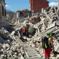 Pompieri, alpini, Protezione civile: l'Emilia-Romagna in soccorso dei paesi