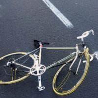 Ciclista travolto nel Bolognese, è gravissimo