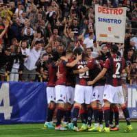 Calcio, le maglie di Torino-Bologna all'asta per i terremotati