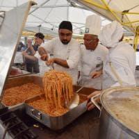 Amatriciana per tutti alle Feste dell'Unità dell'Emilia-Romagna