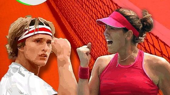 I baby campioni del tennis a Bologna