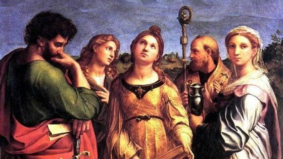 Da Bologna a Mosca, è volata al museo Puskin anche l'Estasi di Santa Cecilia