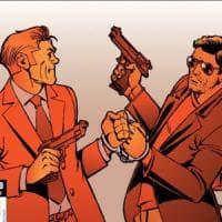 Più brutto, sporco e cattivo: torna l'ispettore Coliandro (a fumetti)