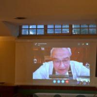 Il vescovo di Ferrara ospite della destra neofascista al convegno contro