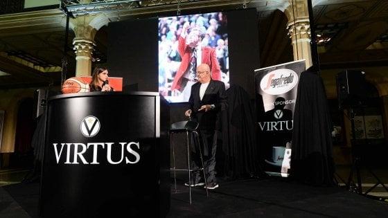 """Virtus, il proclama di Bucci: """"Dateci fiducia, vi innamorerete"""""""