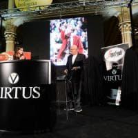 Virtus, il proclama di Bucci: