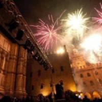 Bimbincittà: fuochi d'artificio per San Petronio