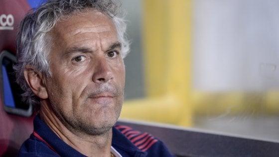 """Arriva il Genoa, Donadoni frena l'entusiasmo: """"Il Bologna ha bisogno di equilibrio"""""""