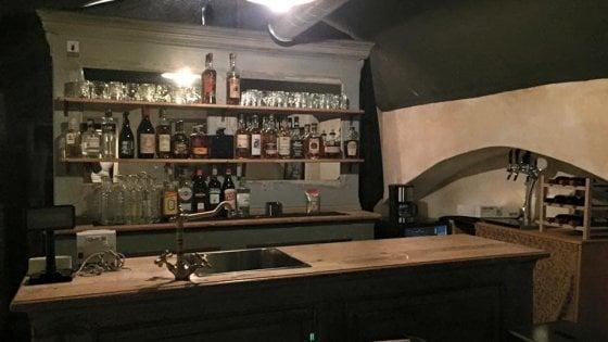 Bologna, il saloon sotterraneo antiproibizionista, come negli Usa anni '20
