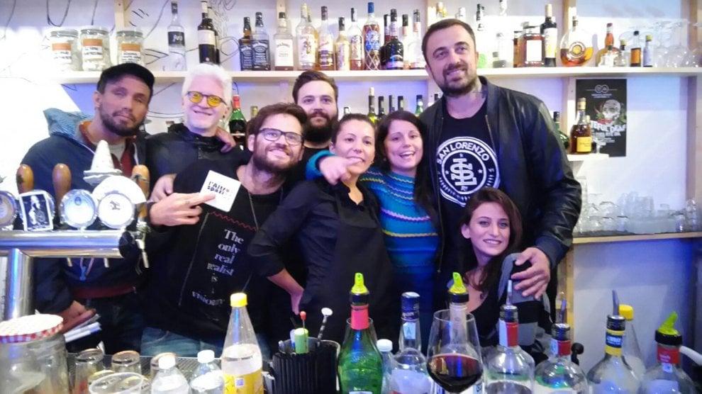 Bologna, Chef Rubio dai ragazzi de L'Altro Spazio