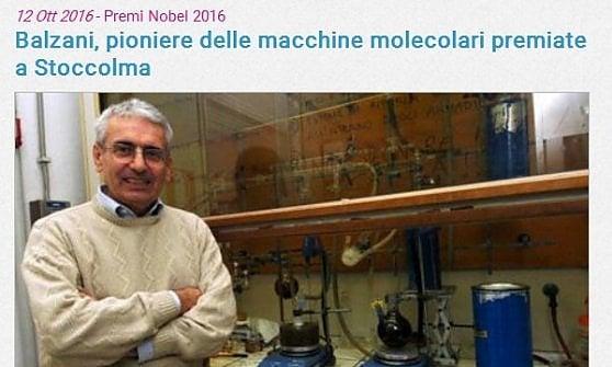 Chimica, il Nobel mancato: l'appello degli scienziati