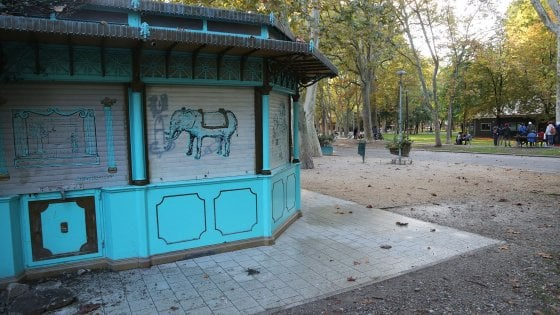 """Bologna, la riscossa della Montagnola: """"Tutti al parco contro gli atti vandalici"""""""