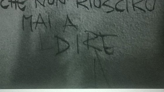 La Regione Emilia-Romagna premia i graffiti