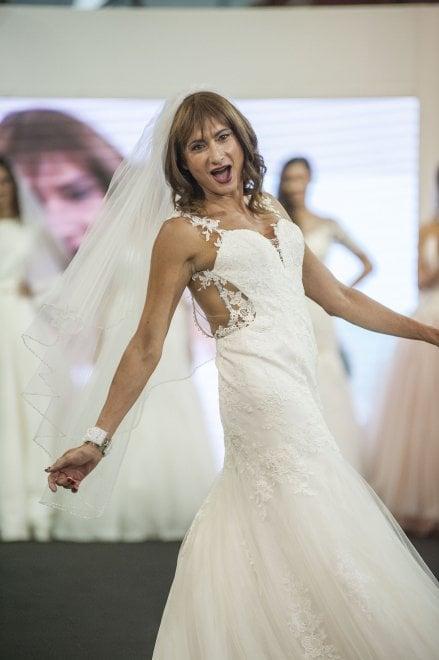 f7aa3e690fd8 Vladi Luxuria inaugura il Gay Bride Expo - 1 di 1 - Bologna ...