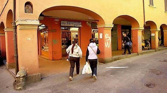 Cantieri d'autunno a Bologna, chiude via Broccaindosso