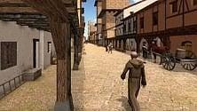 Il tour virtuale  nella Bologna medievale