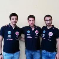 Ateneo di Bologna, tre studenti inventano il casco intelligente